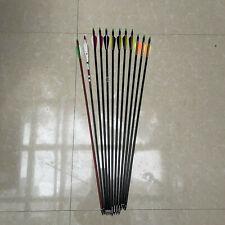12Pack Archery Hunting Arrows Practice Arrow