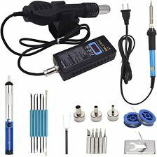 Soldering Iron Hot Heat Air Gun Station Solder Wire For Silicone Soldering Mat