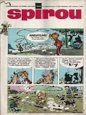 JOURNAL DE SPIROU N°1578 . 1968 + MINI-RÉCIT RYSSACK . (115)