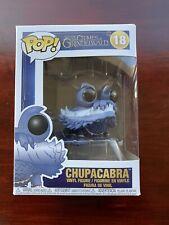 Funko Pop  Fantastic Beasts 2 - Chupacabra #18 New