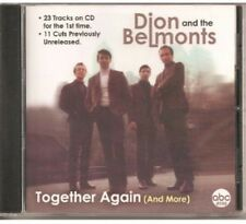Dion, Dion & The Bel - Together Again & More [New CD]