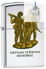 Zippo 250 vietnam vets memorial Lighter & Z-PLUS INSERT BUNDLE
