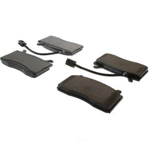 Disc Brake Pad Set-Premium Ceramic Pads with Shims Front Centric 301.60030