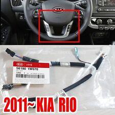KIA 2011~ RIO RIO5 Steering Wheel Remote Swicth Extension Wire Cable 56190-1W070