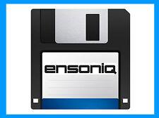 Ensoniq EPS 16+  Operating system Version 1.30 - Boot Disk