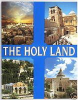 The Holy Land Book Guide History & Pictures Holy Christian Church, Bible Stories