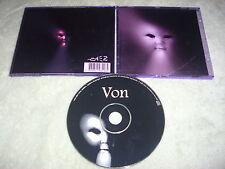 RARE OOP ORIGINAL PRESSING Sigur Ros CD Von ICELAND Smekkleysa JONSI Mum 1997 !
