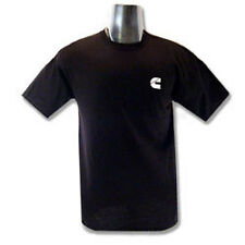 Cummins dodge adult t shirt black top short sleeve diesel gear LARGE