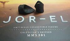 1/6 Hot Toys The Man Of Steel Jor-EL MMS201 Wrist Armor *US Seller*