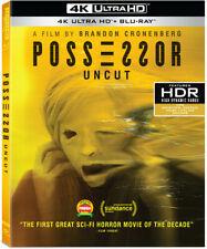 Possessor: Uncut [New 4K UHD Blu-ray] 2 Pack