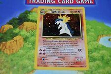 Typhlosion 18/111 holo pokemon card