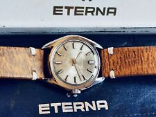 ETERNA MATIC KONTIKI 20 ultrarare WITH BOX
