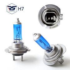 Halogenlampen Set H7 in Xenon Look Optik EXTRA WHITE 12V 55W 8500K - RUSEDUS®