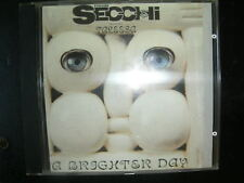 """House CD  Stefano Secchi feat Taleesa  """"A brighter day (4 Versions) ZYX"""