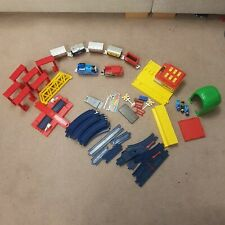 Vintage Retro Tomy Train Thomas The Tank Engine Toy Station Set  Bundle