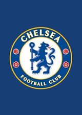 CHELSEA FC 2020 TEAM CREST POSTER 24' x 36' SHIPS FROM USA