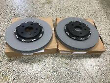 GM OE Brembo Front 2 Piece Rotor Pair 2016+ Cadillac ATS-V Chevy Camaro SS 1LE