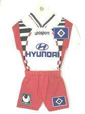 Hamburger SV - Fussball Trikot fürs Auto - Mini-Trikot Kit Bundesliga HSV #061