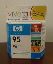 HP 95 Tri-color Ink Cartridge C8766WN Expired 2008 NIP New Sealed