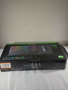 OB Razer Turret Wireless Keyboard & Mouse Xbox One Mechanical Switches
