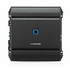 Alpine S-A60M S-Series Mono Amplifier - Black