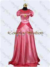 Nintendo Princess Peach Cosplay Costume_commission170