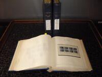Bund 1966 - 2000 ** in 3 Leuchtturm Vordruckalben