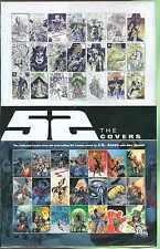 DC 52: THE COVERS / J.G. JONES / HC / DC Comics / New Factory Sealed