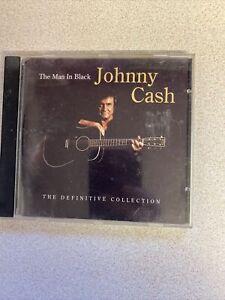 jonny cash  The Definitive Collection Cd Album