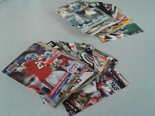 NFL Pro Set lot of (36) 1992 football trading cards