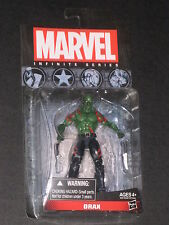 MARVEL UNIVERSE INFINITE WAVE 4 DRAX DESTROYER FIGURE GUARDIANS OF THE GALAXY