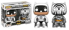FUNKO POP VINYL DC ZEBRA & BULLSEYE BATMAN 2 PACK EXCLUSIVE RELEASE FIGURE SET