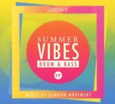 Various - Summer Vibes: Drum & Bass-Mix By Random Movement - CD