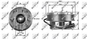 (49704) Servopumpe, Hydraulikpumpe Lenkung