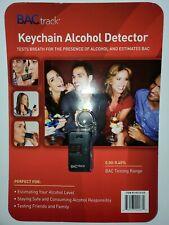 BACtrack Keychain Alcohol Detector Breathalyzer.