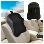 New Sale Car Seat Headrest Pad Memory Foam Pillow Head Neck Rest Support Cushion