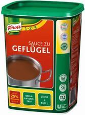 (1000g=24,90€) Knorr Sauce zu Geflügel 1kg für 12,5 Liter Sauce Geflügelsoße
