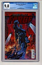 DC's Dark Days: The Forge #1 Klaus Janson Cover CGC 9.8