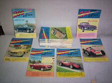 200 ALL'ORA SUPPLEMENTI INTREPIDO 1960 1961 UNIVERSO SERIE COMPLETA 29 NUMERI