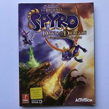 The Legend of Spyro Dawn of the Dragon Wii PS3 360 Official Strategy Game Guide