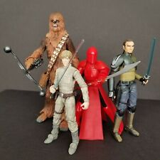 Star wars black series 6 inch loose lot