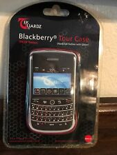 Blackberry Hardshell Rubber With Glitter Case Cover for BlackBerry Tour 9630