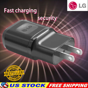 LG Travel USB Home Wall Charger PROMOTEDHead Adapter MCS-02WD for Android iPhone