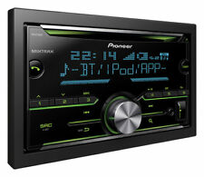 Pioneer FH-X730BT Doble Din CD de Coche Estéreo MP3 USB Bluetooth Ipod Iphone