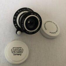Leica Leitz Elmar 3.5/50 mm M39 Lens