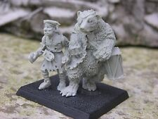 WARHAMMER FINECAST, CITIZENS OF THE EMPIRE, DANCING BEAR MASCOT.... RARE