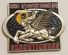 160th SOAR (A) Tier 1 SOF HHC Little Bird Unit Fort Campbell Executioners Coin