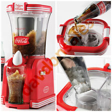 Frozen Drink Machine Slushie Coke Snow Cone Maker Slushy Icee Slush Puppie Soda