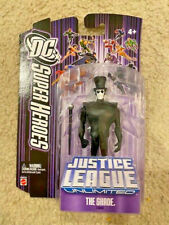 DC Universe Justice League Action Figure: THE SHADE! 2007. Sealed!