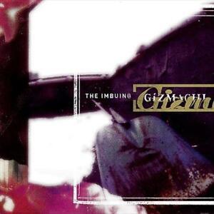 GIZMACHI - The Imbuing (CD 2005) USA Import EXC-NM NY Nu-Metal Slipknot
